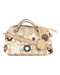 Fendi | Multicolor By The Way Embroidered Tote | Lyst