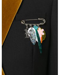 Christopher Kane - Black Tailored Coat - Lyst