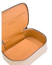 Isaac Reina - Natural Small Beauty Case - Lyst