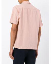 Cmmn Swdn | Pink Short-sleeve Shirt for Men | Lyst