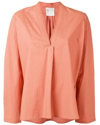Forte Forte | Orange Tunic Top | Lyst