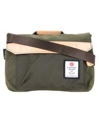 As2ov - Green Flap Shoulder Bag for Men - Lyst