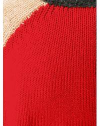 Marni - Multicolor Maglioncino Con Colori A Blocchi - Lyst