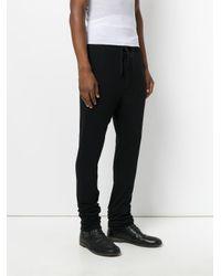 Ann Demeulemeester - Black Classic Trousers for Men - Lyst