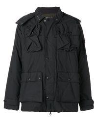 Sempach - Black Military Jacket for Men - Lyst