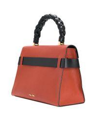 Miu Miu Multicolor Miu Click Tote Bag