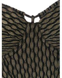 Marlies Dekkers - Black Holi Vintage Plunge Balcony Bathing Suit - Lyst