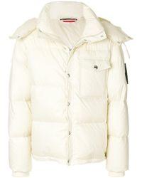 Moncler - Natural Huaraz Coat for Men - Lyst