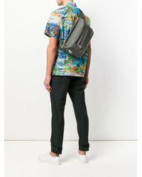 Prada - Gray Zipped Belt Bag for Men - Lyst