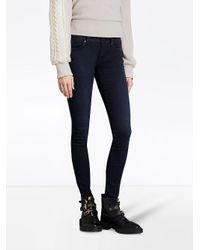 Burberry - Blue Power-stretch Skinny Jeans - Lyst
