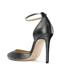 Jimmy Choo - Gray Lucy Pumps - Lyst