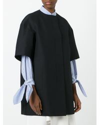 Marni Black Short Sleeved Jacket