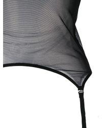 Maison Close | Black Pure Tentation Suspender Top | Lyst