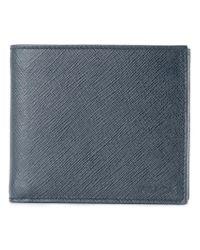 ba2d680ed9 Lyst - Prada - Embossed Logo Cardholder - Men - Calf Leather - One ...