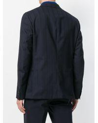 Z Zegna - Blue Classic Blazer for Men - Lyst