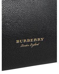 Burberry - Black Medium Banner Tote Bag - Lyst