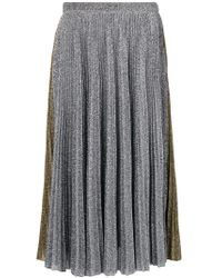 Philosophy Di Lorenzo Serafini - Gray Clothing For Women - Lyst