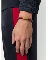 Northskull | Red Kamol Bracelet for Men | Lyst