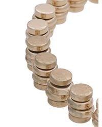 Eddie Borgo - Metallic Cylinder Bracelet - Lyst