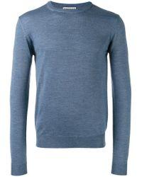 Éditions MR - Blue Stanislas Pullover for Men - Lyst