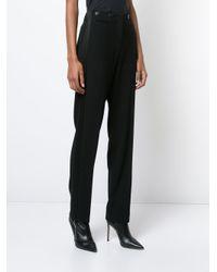 Rag & Bone - Black Dagger Slim-fit Trousers - Lyst