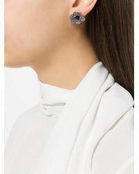 Sonia Rykiel - Blue Poppy Earrings - Lyst