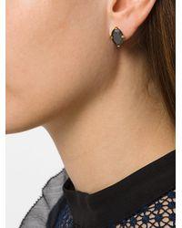 Wouters & Hendrix - Gray Curiosities Hematite Earrings - Lyst