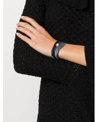 Christian Koban - Gray 'slice' Diamond Bracelet - Lyst