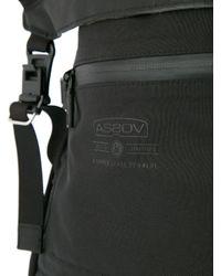 As2ov - Black Large Travel Backpack for Men - Lyst