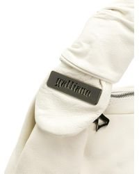 John Galliano - White Zipped Shoulder Bag - Lyst