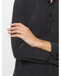 True Rocks - Metallic Safety Pin Bracelet - Lyst