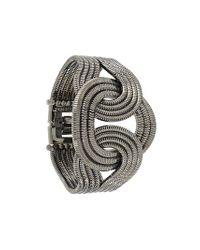 Lara Bohinc - Metallic 'solar Eclipse' Small Bracelet - Lyst