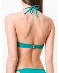 Marlies Dekkers - Green La Flor Balcony Bikini Top - Lyst