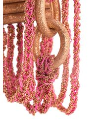 Carolina Bucci | Metallic Multi-strand Sparkly Link Bracelet | Lyst
