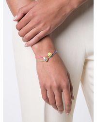 Venessa Arizaga - Multicolor 'rainbow Smile' Bracelet Set - Lyst
