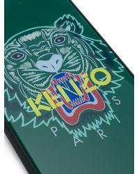 KENZO - Green Logo Iphone 8 Case - Lyst