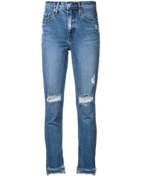 Nobody Denim - Blue True Jean Step Up - Lyst
