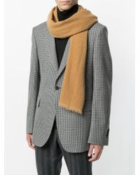 Vince - Multicolor Cashmere Scarf for Men - Lyst