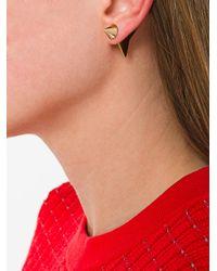 Catalina D'anglade - Metallic Iruka Earrings - Lyst
