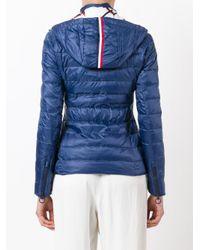 Rossignol - Blue W Caroline Quilted Jacket - Lyst