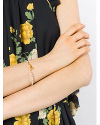 Astley Clarke - Metallic Agate Anchor Biography Bracelet - Lyst