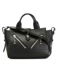 KENZO - Black 'kalifornia' Shoulder Bag - Lyst