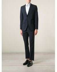 Theory - Blue 'new Tailor' Blazer for Men - Lyst