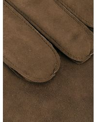 Orciani - Multicolor Handschuhe mit Ziernähten for Men - Lyst