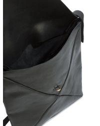 Ma+ - Black Envelope Shoulder Bag for Men - Lyst