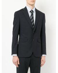 Cerruti 1881 - Black Slim-fit Formal Suit for Men - Lyst