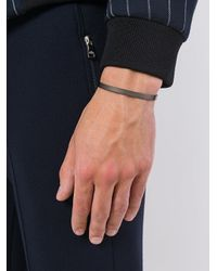 Le Gramme - Metallic Le 15 Grammes Bracelet for Men - Lyst