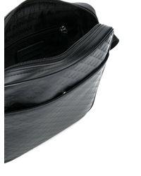Emporio Armani - Black Embossed Logo Camera Case for Men - Lyst