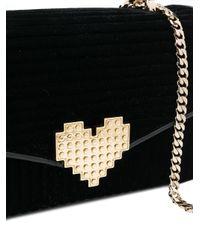 Les Petits Joueurs Black Lulu Golden Lolita Bag