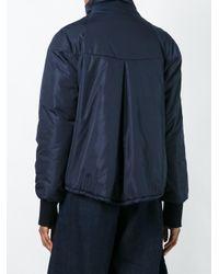 Societe Anonyme - Blue Société Anonyme 'vulcano' Padded Jacket - Lyst
